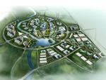 太原工业园区启动区重点地段城市设计方案文本