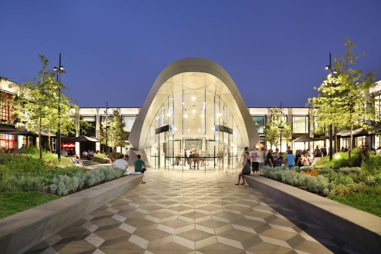 澳大利亚令伍特商业中心-16