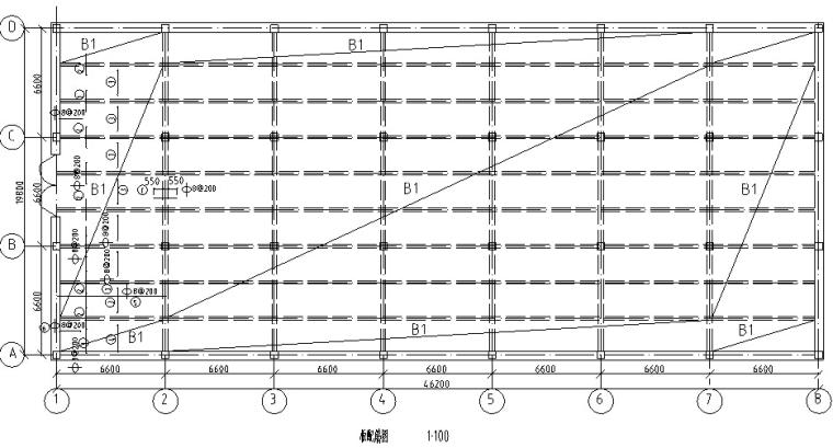 框架结构多层工业厂房毕业设计(含图纸、任务书)_3