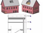 """BIM软件小技巧:如何正确使用Revit""""洞口""""工具"""