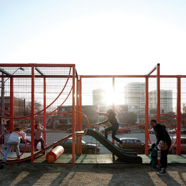智利二世纪儿童公园-9