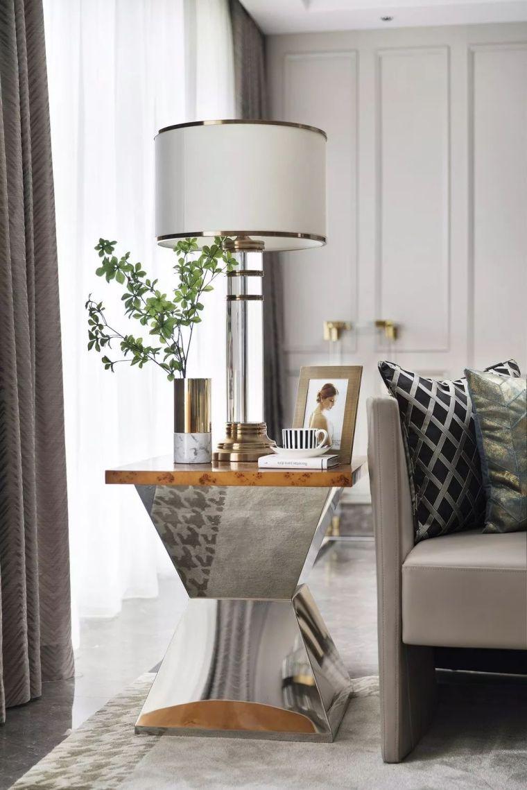 240㎡珍稀优雅豪宅软装设计,创造引领新都市的优质生活空间!_6