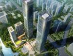 乌鲁木齐绿地中心黏滞阻尼器结构设计汪大绥