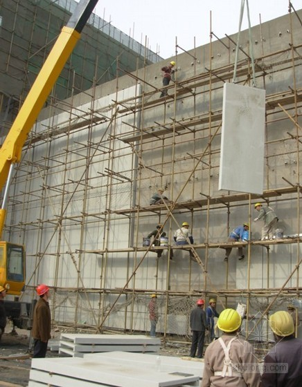 [北京]体育馆无装饰清水混凝土外挂板施工技术总结