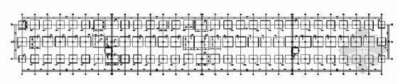 某框架厂房结构设计图纸