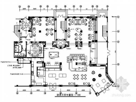 美式红酒专卖综合吧室内装修图(含效果)