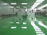 食品厂的洁净领导者--环氧树脂自流平