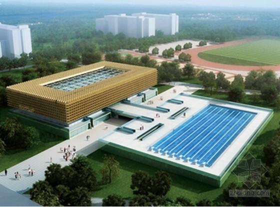 [广州]中学体育馆建筑安装工程造价指标分析