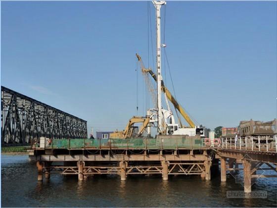 桥梁基础钻孔灌注桩施工技术培训117页含案例(新规范)