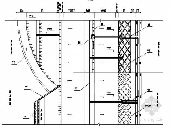 [湖南]市政道路路基路面排水设计图