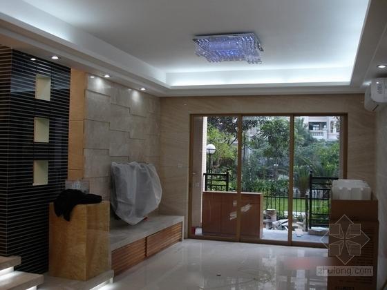 [广州]三室两厅简欧风格室内装修图 实景