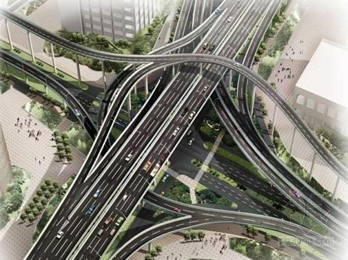 城市高架桥施工技术