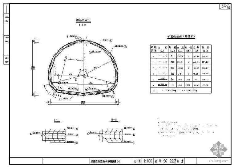 衡昆国道主干线富宁至广南公路云南某隧道施工图设计
