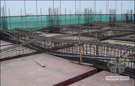 河南某工程预应力施工方案(照片说明)