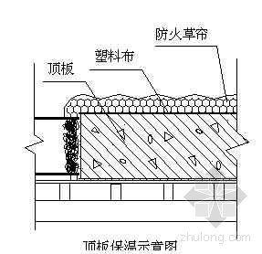 河南某住宅楼冬季施工技术交底