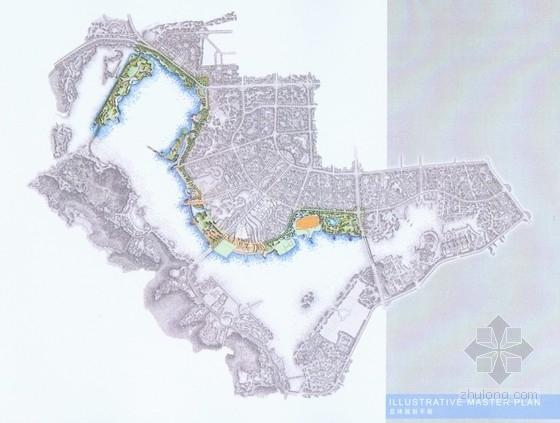 [无锡]城市滨水休闲区景观规划设计方案