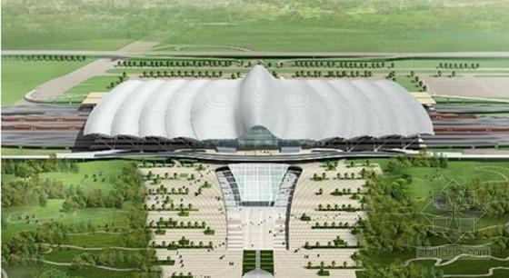 [武汉]大型钢结构车站站台工程施工质量情况汇报(鲁班奖 大量附图)