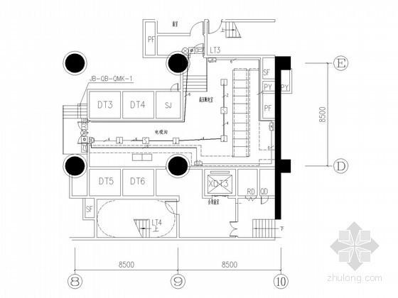 气体灭火系统电气图