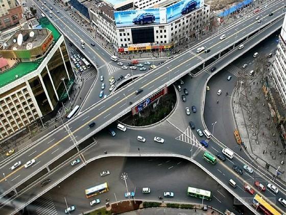 立交桥曲线钢-混凝土叠合梁计算书(附钢箱梁设计图18张)