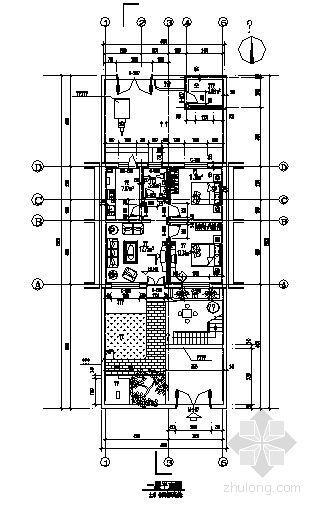 山西某二层农居(丰安居)建筑结构施工图-2