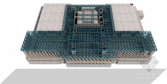 [北京]博物馆工程施工质量创优汇报PPT120页(鲁班奖 钢结构安装动画)