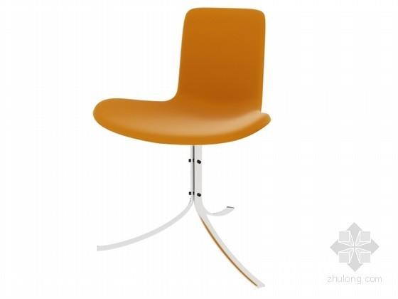 时尚舒适椅子3D模型下载