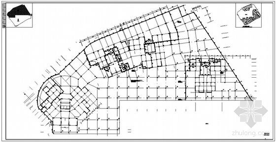 某防空地下室人防说明专篇及人防墙布置节点详图