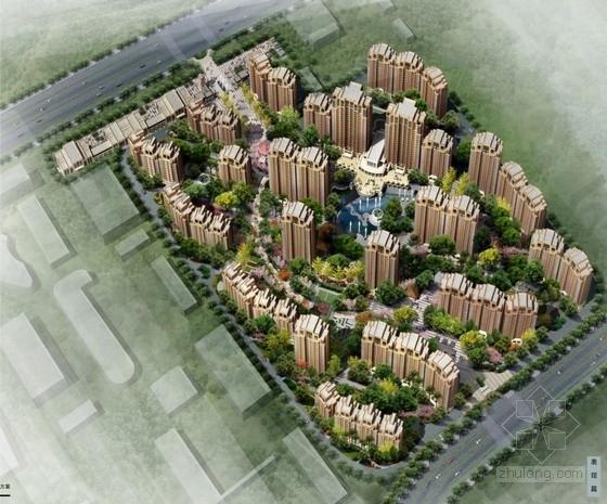 [安徽]高层及小高层高品质企业社区住宅建筑设计方案文本(含景观设计)