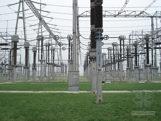 [江西]220KV变电站工程创优规划实施细则(图片丰富)