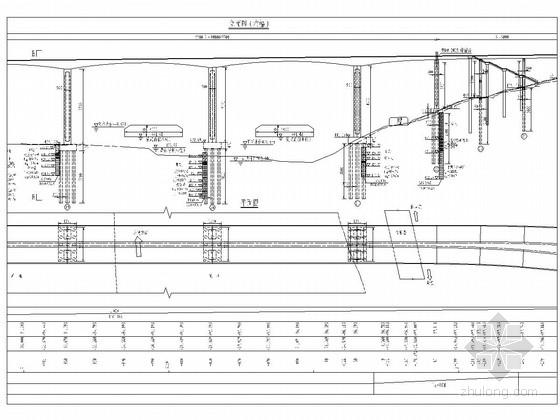 55+2x100+55变截面砼连续钢构桥全套施工图(181张 知名大院)