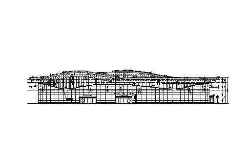 [重庆]17年最新大型交通建筑及配套建筑设计(含全专业施工图、勘察图)