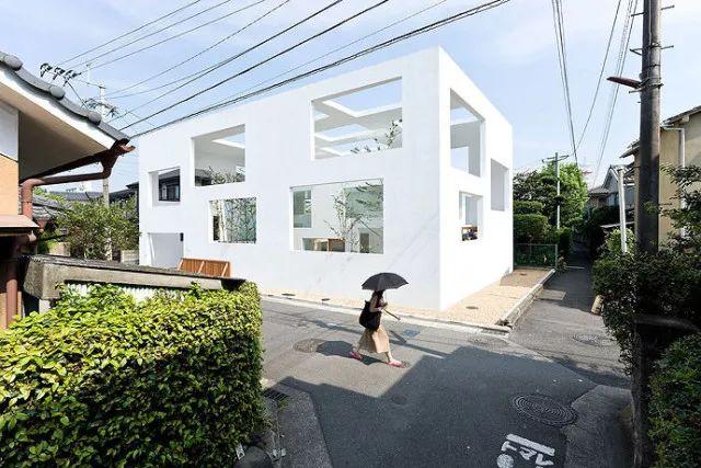 16个日本最佳现代住宅,小而美的空间造就了温暖的家。_20