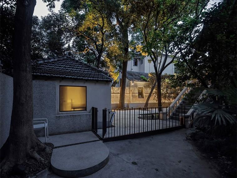上海高邮路庭院之家
