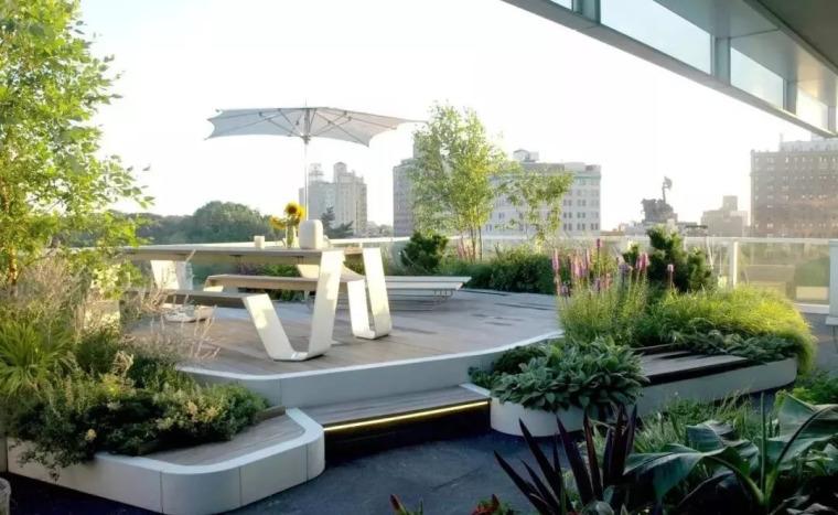 现代屋顶花园设计赏析_6