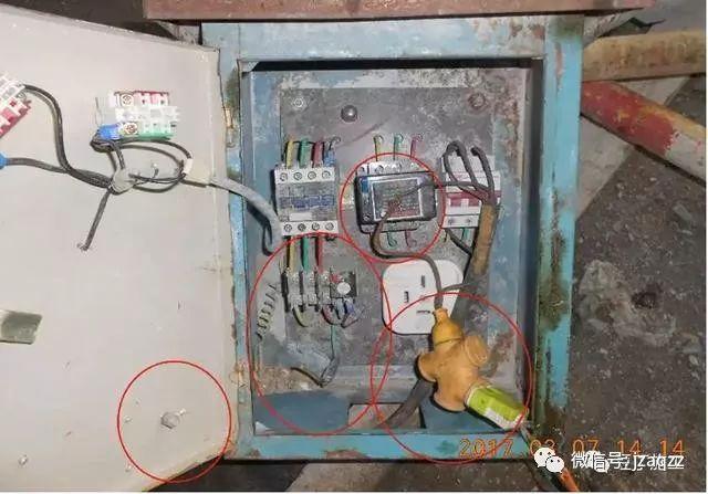 总结的太好了!建筑施工现场临时用电常见隐患、错误做法都在这呢_35