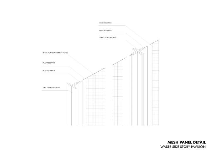 曼谷设计周展亭,再利用材料可变身包包和椅子/Cloud-floor_14