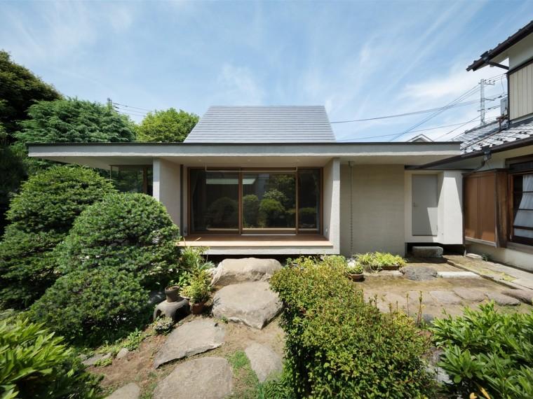 日本旧花园住宅改造