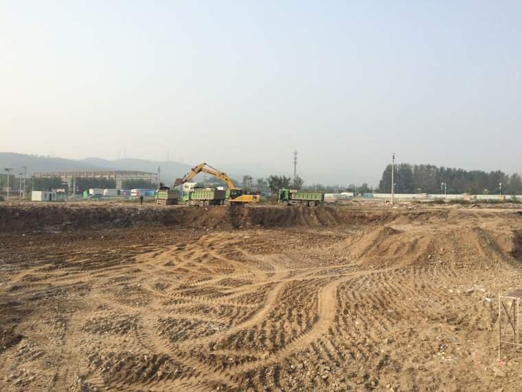 土石方工程施工安全技术交底
