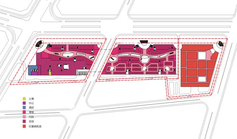 [上海]某知名商业建筑项目方案汇报(知名设计院)_11