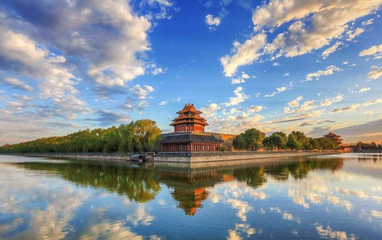紫禁城角楼:600年前高超的建筑智慧