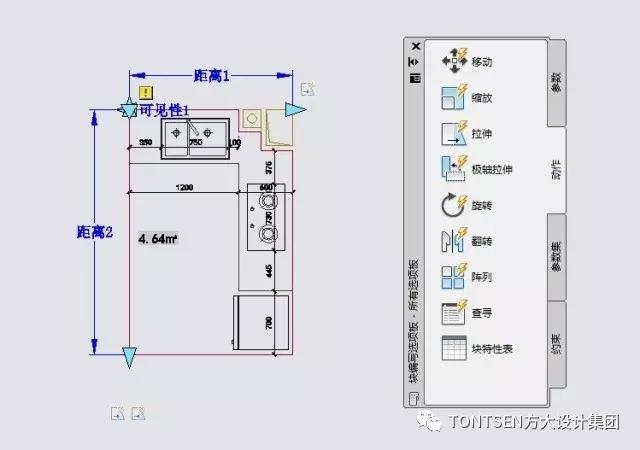 """""""奇技淫巧""""用的好,今晚下班特别早:CAD绘制户型图的小秘密_8"""