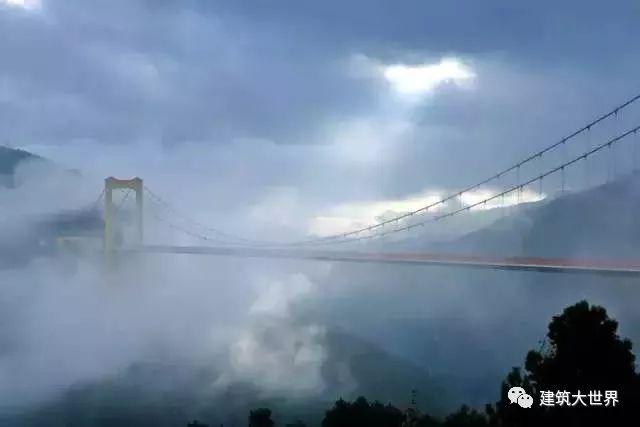 用火箭架桥!云南200层楼高的世界第一高桥!震惊世界!_26