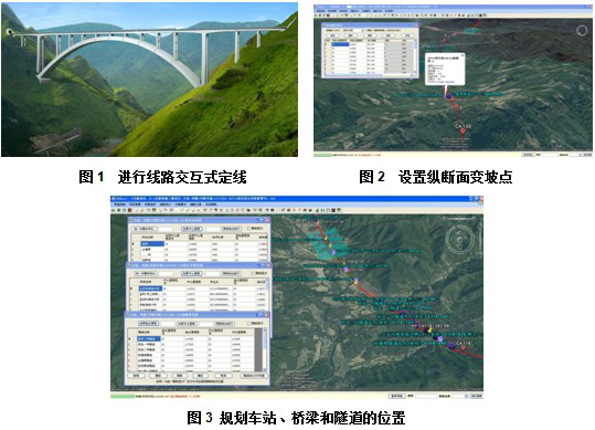 BIM技术在高速铁路设计中的应用