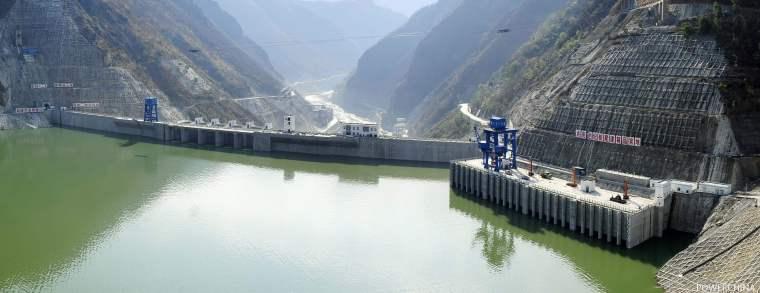 某水电站工程第Ⅴ标(ZZCⅤ)施工组织设计