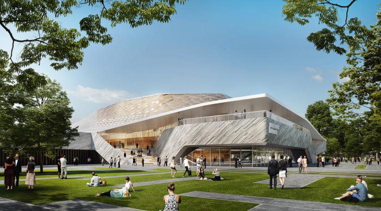 纽伦堡新音乐厅
