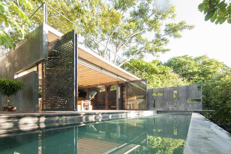 哥斯达黎加树屋