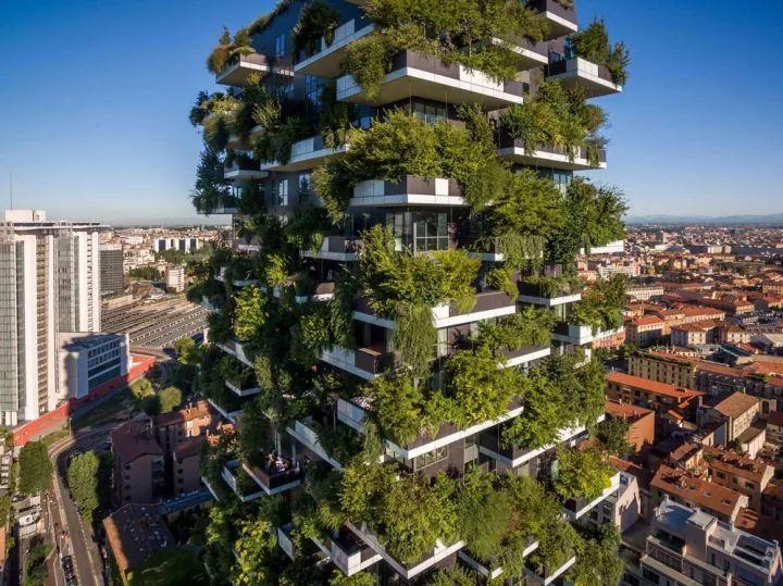 宜居新生活——打造贴于时代的绿色建筑