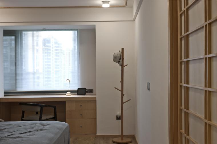 简单自然的中式风格住宅室内实景图 (19)