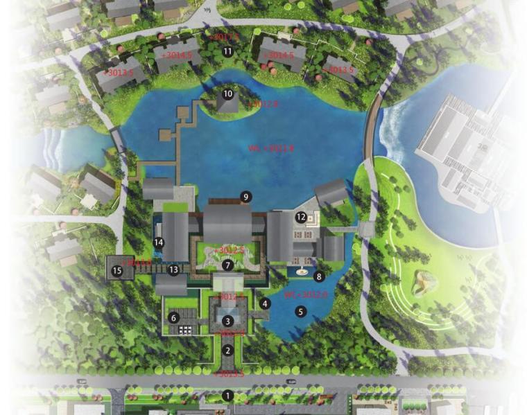 [四川]九寨沟复华度假世界景观方案设计2017最新资料(PDF+185页) AECOM最新设计