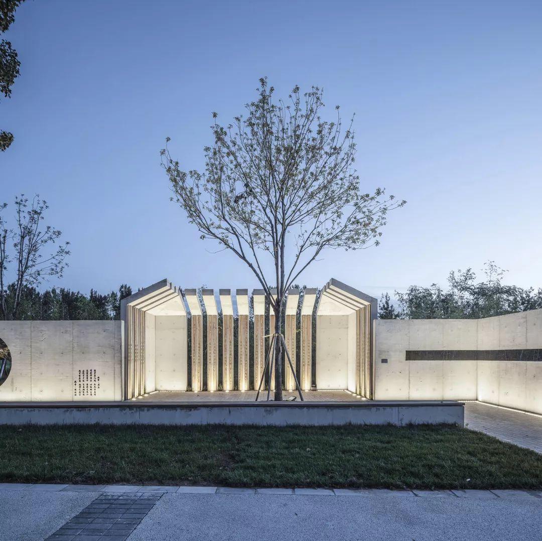 [叙事性空间结构]北京大兴生态文明教育公园/加拿大考斯顿设计_11